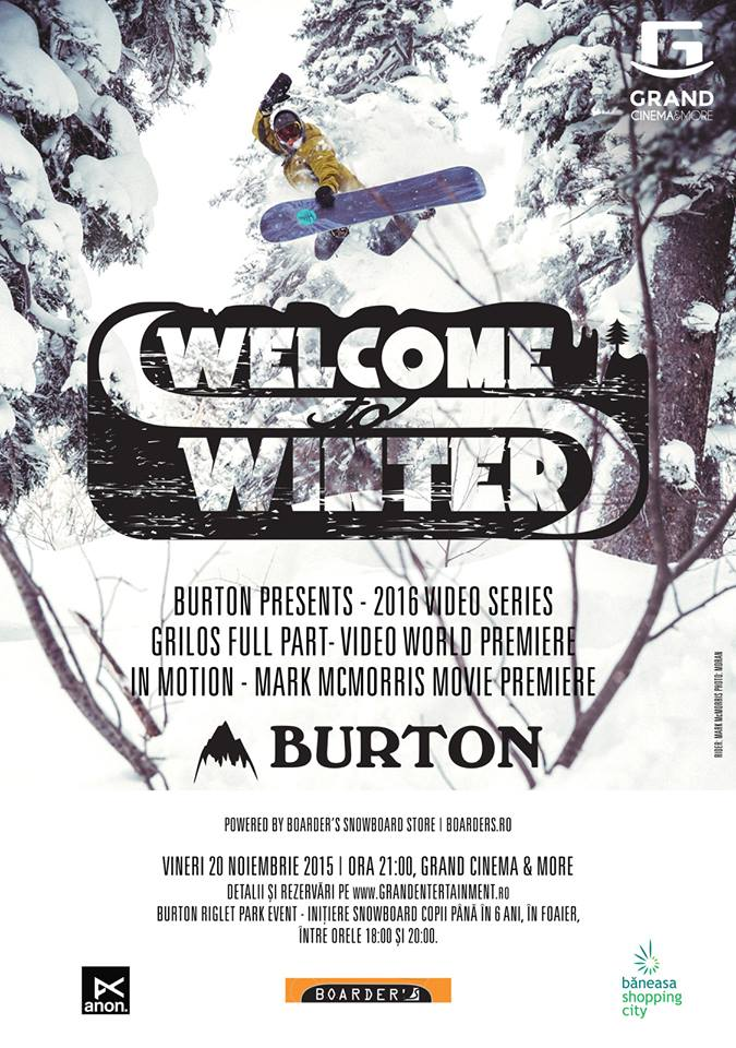 afis wellcome to winter 2016